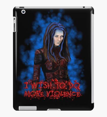 Angel - Illyria  iPad Case/Skin