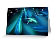 Star World I Greeting Card