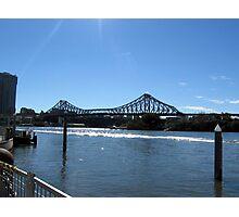 Story Bridge Photographic Print