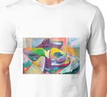 Avocado (male and female in one tree) Unisex T-Shirt