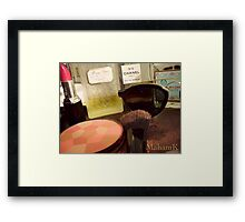 What a girl wants Framed Print