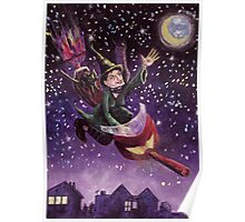Rev - witch revels in the night Poster