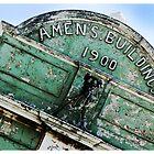 Amen's Buildings  by Michelle Clarke