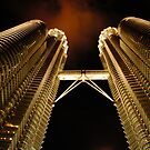 Petronas Night by PerkyBeans