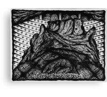 Cap de bone Esperance (Cape of Good Hope) Canvas Print