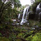 Rinadena Falls by Damon Colbeck