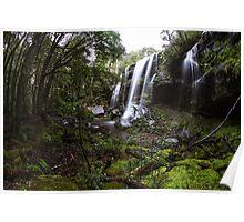 Rinadena Falls Poster