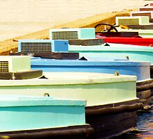 Power Boats by TREVOR34