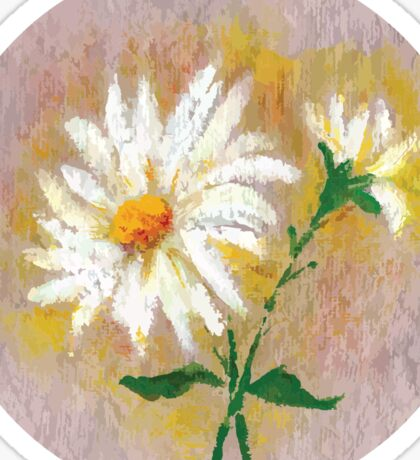 Flower VII Sticker