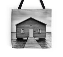 Crawley Edge Boatshed - Perth WA Tote Bag