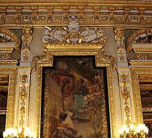 French Senat - Palais du Luxembourg 3 by Anthony Ogle