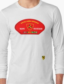 Rave Veteran - 200th Gabba Division Long Sleeve T-Shirt