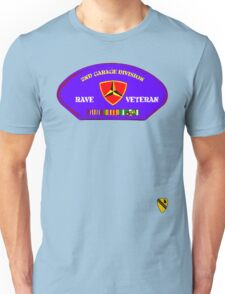 Rave Veteran - 2nd Garage Division T-Shirt