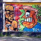 Backstreet Art by phil decocco