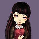 Draculaura Daughter of Dracula by Manolya Jay Gan