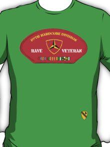 Rave Veteran - 89th Hardcore Division T-Shirt