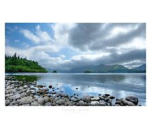 Derwent Water Photographic Print