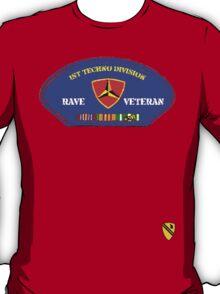 Rave Veteran - 1st Techno Division T-Shirt