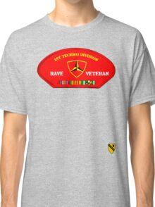 Rave Veteran - 1st Techno Division Classic T-Shirt