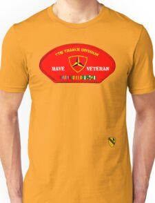 Rave Veteran - 7th Trance Division T-Shirt