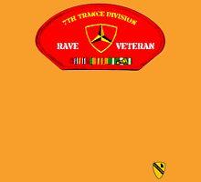 Rave Veteran - 7th Trance Division Unisex T-Shirt
