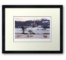 Saintbury Framed Print