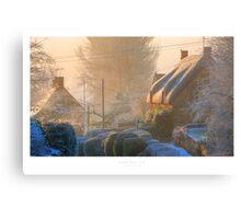 Ebrington Canvas Print