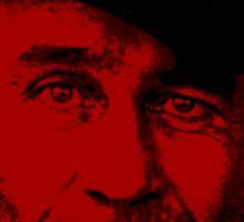 "Ed Gein -""The Mad Butcher""- Serial Killer Sticker"