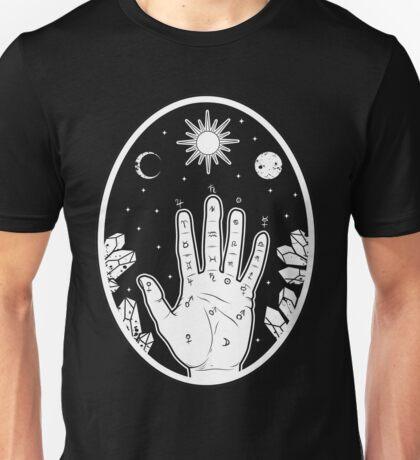 Palm Reader Unisex T-Shirt