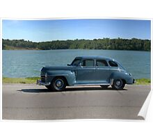 1946 Plymouth Special Deluxe Poster