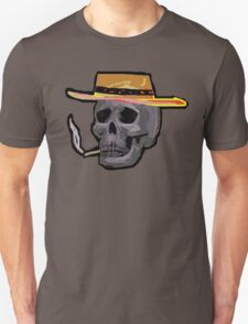 the outlaw Zombie Wales Unisex T-Shirt