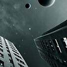 city 7 by Simon Siwak