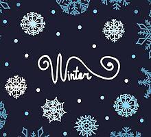Beautiful snowflakes by OlgaBerlet