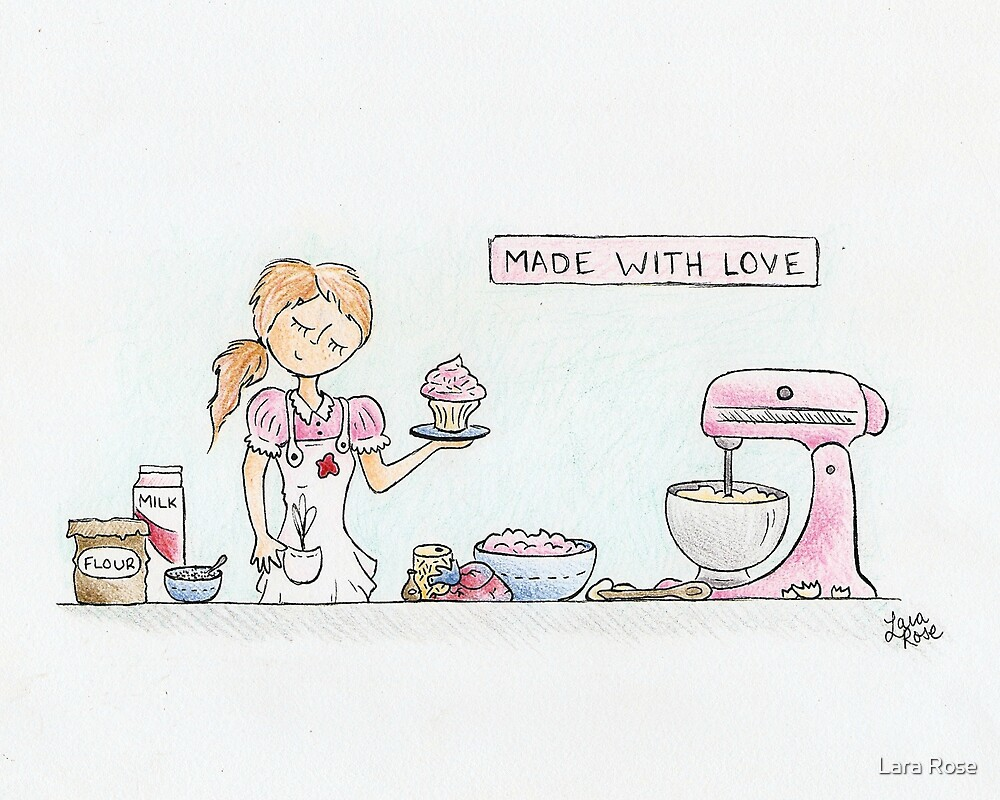 Made With Love by Lara Rose Creative