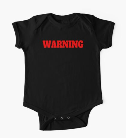 Protected By A Black Lab One Piece - Short Sleeve