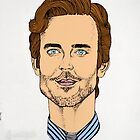 MATT BOMER by TechnoJournee