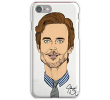 MATT BOMER iPhone Case/Skin