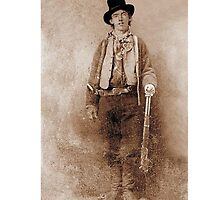 billy the kid by ant  theory