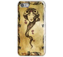 Deco Woman iPHONE Case iPhone Case/Skin