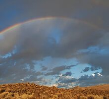 Full Rainbow Sunrise by SB  Sullivan