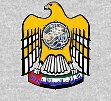 "Muslim ""Earth Basmala"" UAE United Arab Emerites Emblem Unisex T-Shirt"