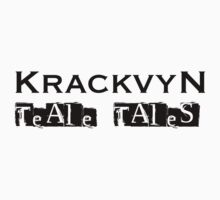 Teale Tales: Wyv Land of Magik Character T-Shirt - Krackvyn Kids Tee