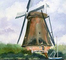 The Windmills of Your Mind by Marsha Elliott