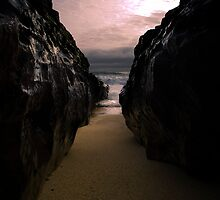 Santa Cruz Surreal  by VincenzoL