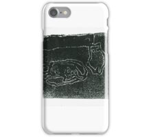 At guests house iPhone Case/Skin