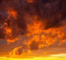 Sunburn by Drew Caron