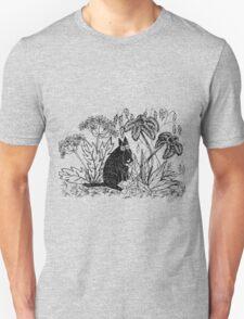 Tiny Tomcat Unisex T-Shirt