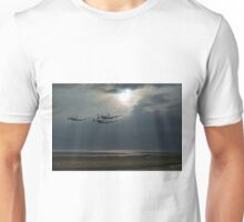 Dambusters training over The Wash Unisex T-Shirt