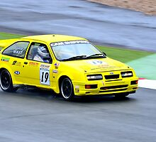Ford Sierra RS500 No 19 by Willie Jackson