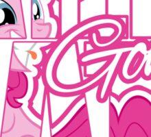 Pinkie Pie - Haters gonna Hate Sticker